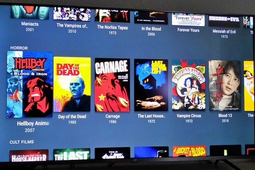 Probamos el servicio de streaming gratuito de Plex: un pequeño oasis para amantes del cine de serie B... y poco más
