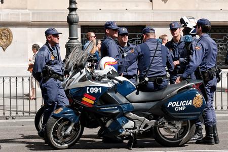 Motorbikes Cuerpo Nacional De Policia N2