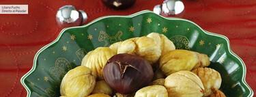 Cómo hacer castañas asadas al horno: receta tradicional de otoño y Navidad