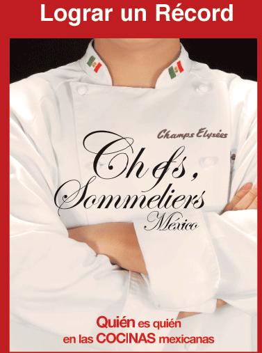 Masiva reunión de chefs en México para conseguir un récord Guinness