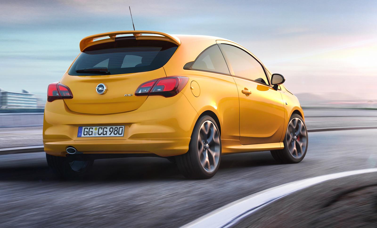 Foto de Opel Corsa (comparativa) (47/47)