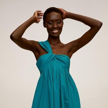 Todavía queda verano para lucir estos vestidos de Mango tan ideales y en rebajas