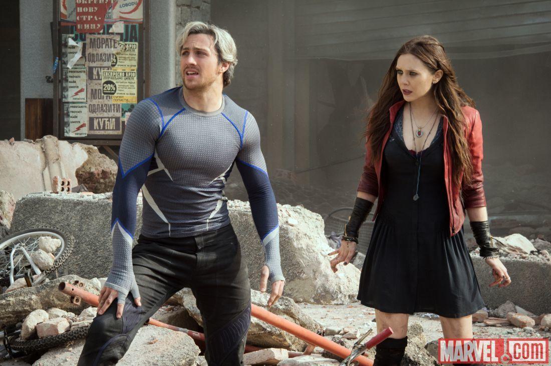 Foto de 'Los Vengadores 2: La era de Ultrón' (1/12)