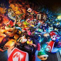 Este vídeo filtrado de Super Nintendo World nos muestra la atracción de Mario Kart en movimiento por primera vez