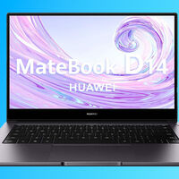 El portátil más vendido de Amazon es el Huawei Matebook D14, un ultrabook con hardware solvente y gran diseño por 549 euros