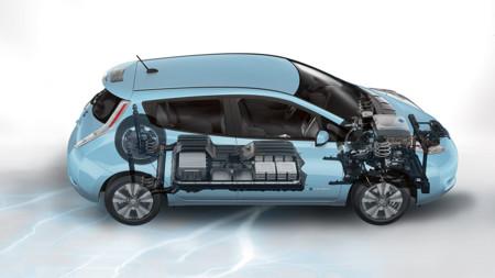 Nissan le quiere dar una segunda vida a la batería de sus vehículos