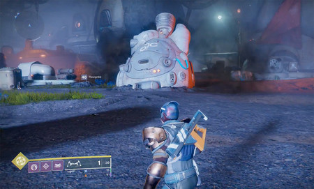 Guía Destiny 2 - Los Renegados: cómo activar el evento heroico Escape del Criogenizador