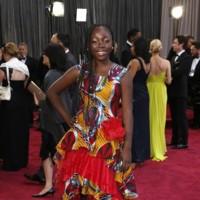 Raquel Mwanza en 2013