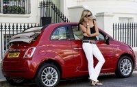 """El Fiat 500C, elegido """"Coche gay del año"""" 2010"""