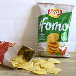 Probamos las nuevas Lay's Horno: unas patatas (no) fritas que se promocionan con la mitad de grasa