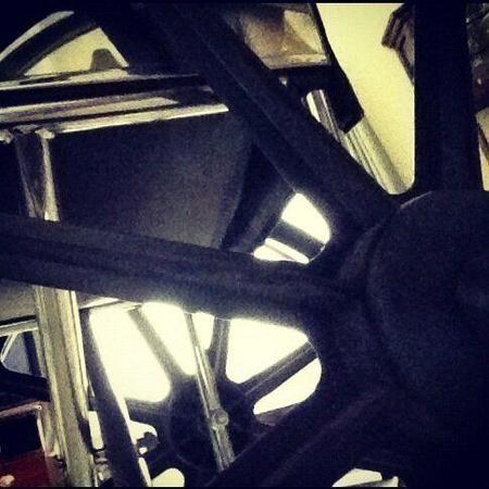 lady gaga silla ruedas