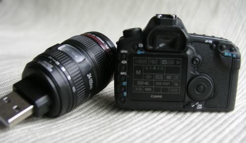 Foto de Memoria USB Canon 5D Mark II (3/4)