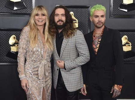 Heidi Klum Premios Grammy 2020