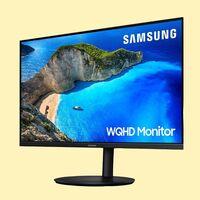 """Este monitor de 27"""" Quad HD de Samsung con FreeSync baja a 199 euros y alcanza su precio mínimo histórico"""