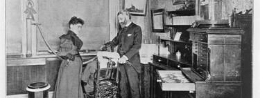 Del primer dentista al primer cepillo de dientes eléctrico
