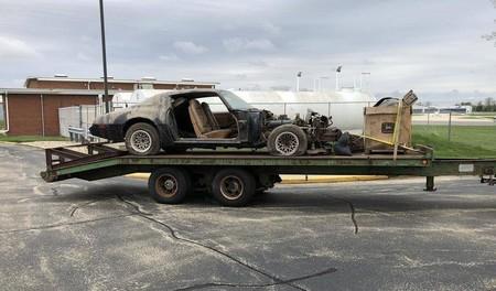 Descubren Pontiac Trans Am De Steve Mcqueen 5