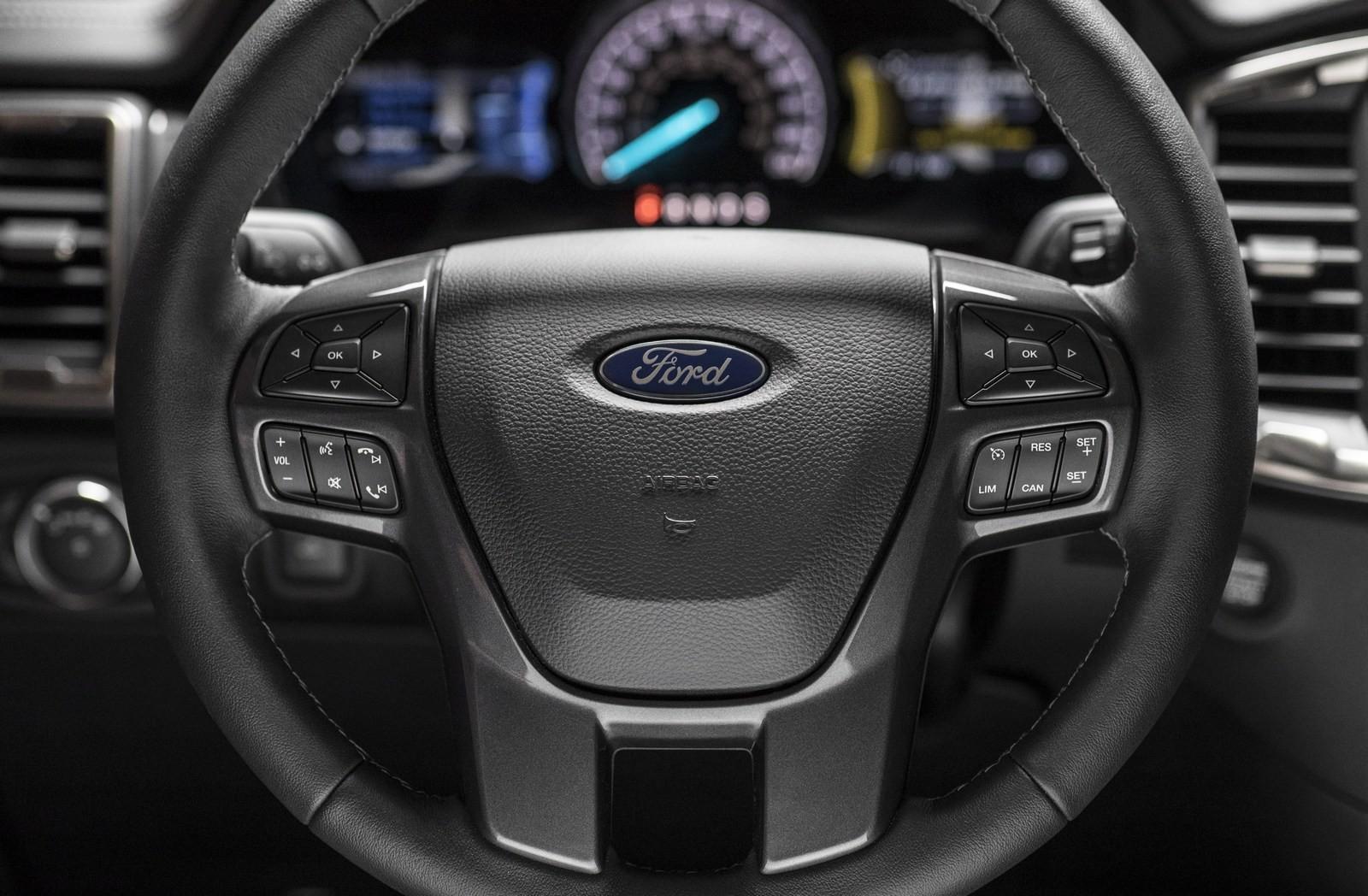 Foto de Ford Ranger 2019 (16/22)