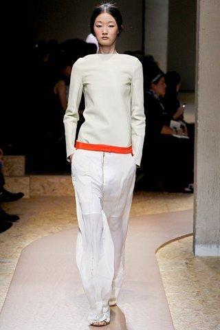 Moda de Primavera-Verano 2011 de Zara, Celine