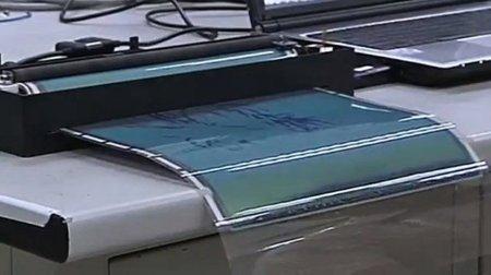 Crean el primer papel electrónico que se puede borrar y reimprimir