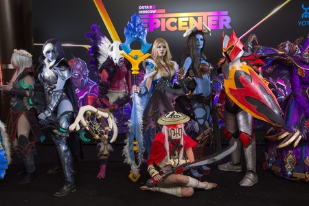 Cosplays Epicenter