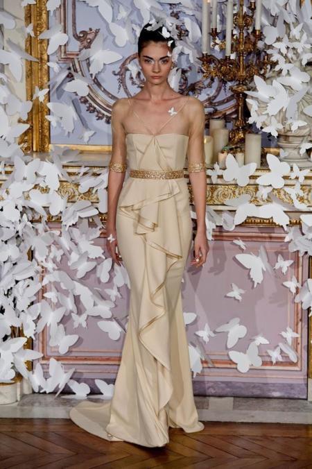 Antonina Vasylchenko Alexis Mabille Alta Costura Primavera-Verano 2014