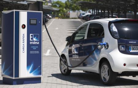 Coches eléctricos: Noruega / España - Endesa