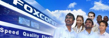 Jornada por las víctimas de Foxconn