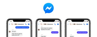 Facebook Messenger reduce el 84% de su código para ser una app más rápida y sencilla