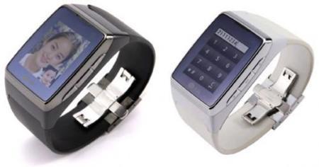 LG GD910, un móvil de pulsera con pantalla táctil