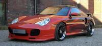 Porsche 911 Turbo por Edo Competition