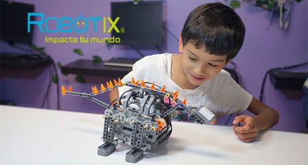 Fundación RobotiX y FIRST LEGO League Jr. se unen para enseñar robótica a niños en México