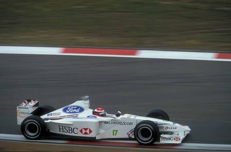 Herbert Nurburgring F1 1999