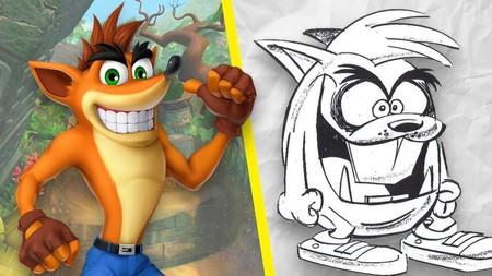 El creador de los Padrinos Mágicos ayudó a diseñar a Crash Bandicoot. Esta es la historia