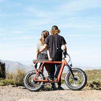 La influencia scrambler llega a las bicicletas eléctricas con las Juiced Bikes Scrambler desde 999 dólares