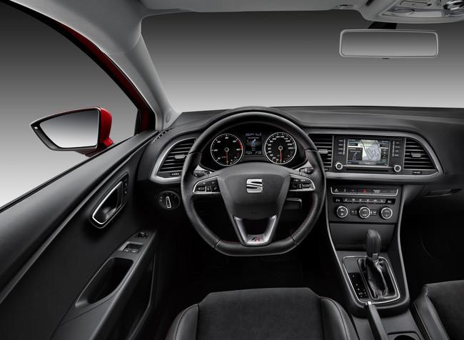 Seat Leon Sport Coupe Interior