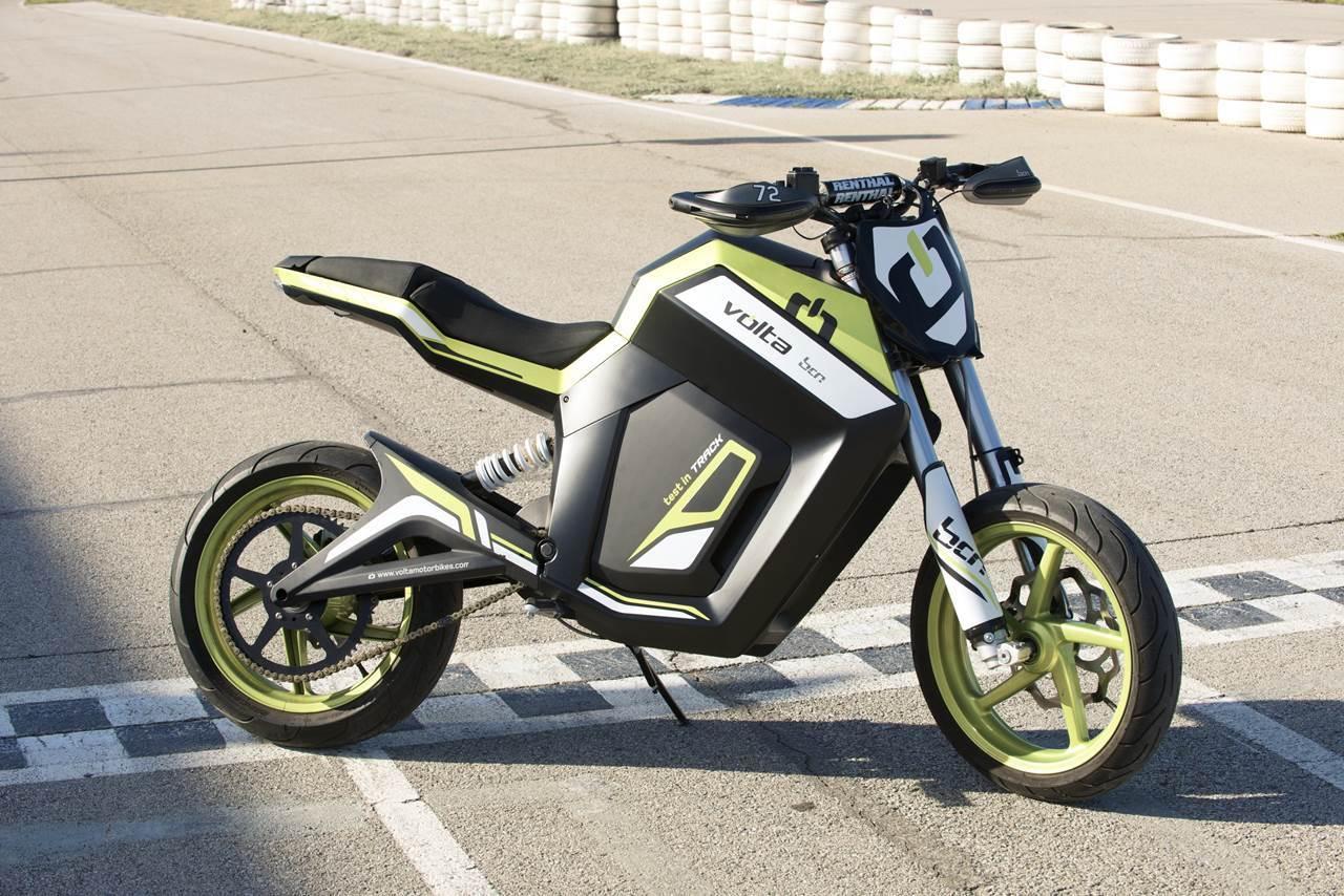 Foto de Salón de Milán 2012: Volta Motorbikes entra en la fase beta de su motocicleta - Volta BCN Track (14/28)