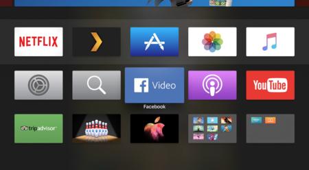 Probamos la nueva app de Facebook para Apple TV
