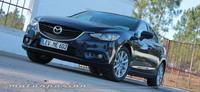 Mazda6, presentación y prueba en Lisboa y Setúbal (parte 1)