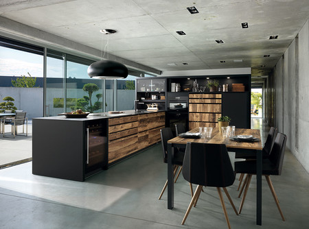 Schmidt Cocina Arcos Murphy Nano Black