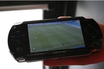 Con S.PORT podrás llevarte la PSP al campo de fútbol