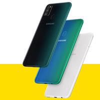 Samsung Galaxy M30s: el primer móvil Samsung en alcanzar los 6.000 mAh es este gama media de gigantesca batería