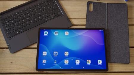 Lenovo Tab P11 Pro Review Xataka Accesorios