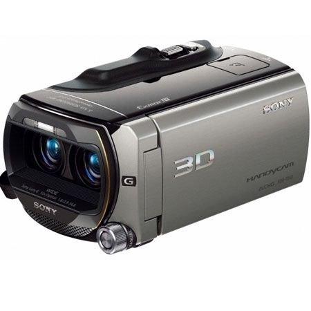 Gadgets México 2011: Sony Handycam HDR-TD10, tus videos en 3D