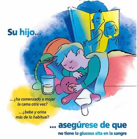 Campaña para el diagnóstico precoz de diabetes infantil