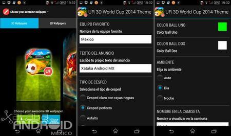 ur launcher copa mundial brasil 2014