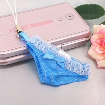 Imagen de la semana: mini-lencería sexy para el móvil