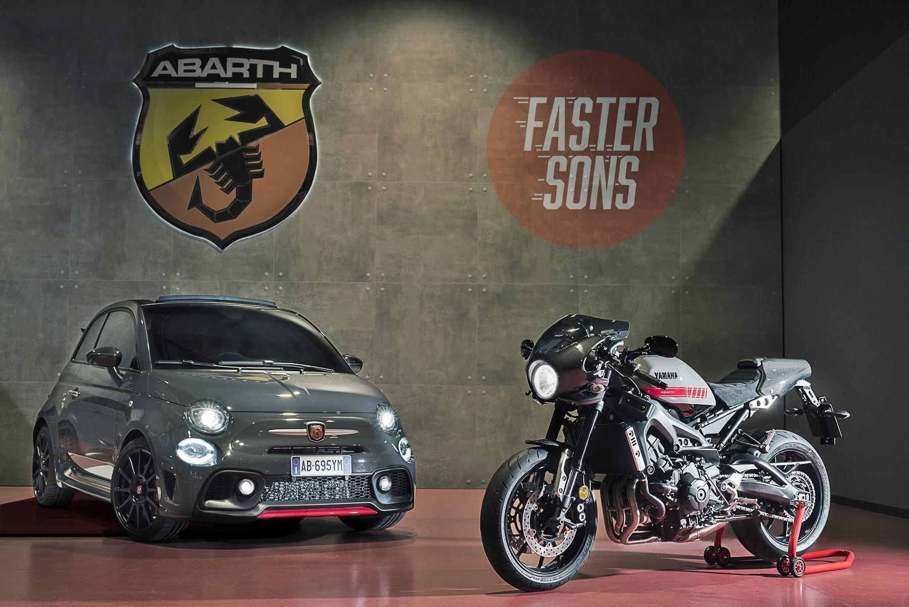 Foto de Yamaha XRS900 Abarth (29/38)