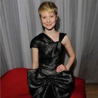 Mia Wasikowska en la fiesta posterior al estreno de Alicia en el País de las Maravillas
