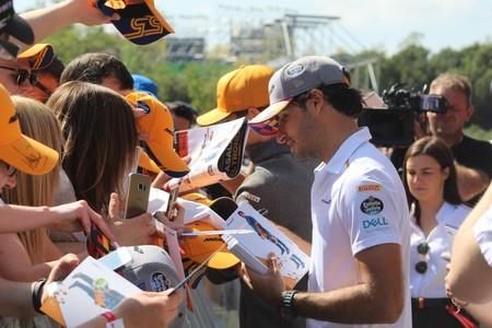 Carlos Sainz Espana Formula 1 2019