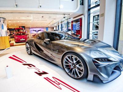 Los 11 coches más rápidos que rompieron los récords de Toyota
